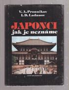 Japonci jak je neznáme