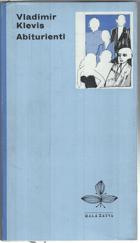 Abiturienti - soubor povídek