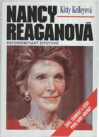 Nancy Reaganová - necenzurovaný životopis