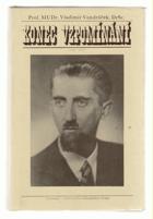 Konec vzpomínání 1938 - 1945