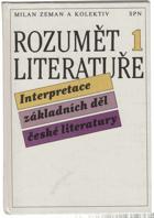 Rozumět literatuře