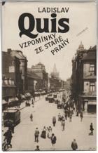 Vzpomínky ze staré Prahy - výbor z díla