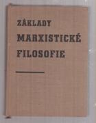 Základy marxistické filosofie - učební pomůcka