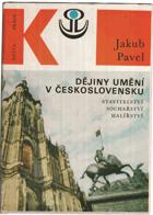 Dějiny umění v Československu - sochařství, malířství