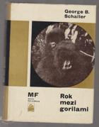 Rok mezi gorilami (etologie primátů)