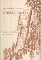 Dubské skály - horolezecký průvodce