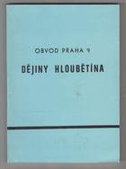 Dějiny Hloubětína