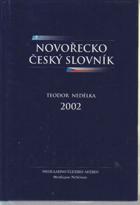 Novořecko-český slovník