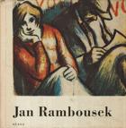 Jan Rambousek - Obr. monografie