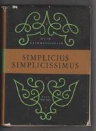 Simplicius Simplicissimus - kronika třicetileté války