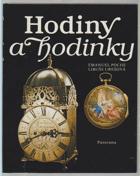 Hodiny a hodinky ze sbírky Uměleckoprůmyslového muzea v Praze