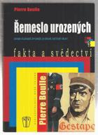 Řemeslo urozených - drama vojenské špionáže za druhé světové války