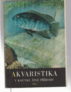 Akvaristika v koutku živé přírody BEZ PŘEBALU