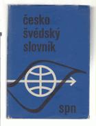 Česko-švédský slovník