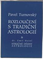 Rozloučení s tradiční astrologií