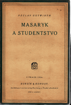 Masaryk a studentstvo