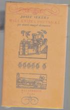 Malá knížka poutnická po staré mapě domova