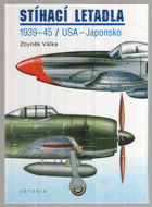 Stíhací letadla - 1939-45 - USA - Japonsko