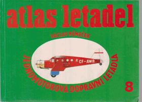 Atlas letadel 8. Jednomotorová dopravní letadla
