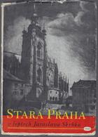 Stará Praha v leptech Jaroslava Skrbka BEZ OBÁLKY!