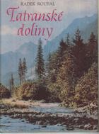Tatranské doliny - Mapový sprievodca SLOVENSKY