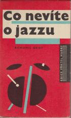 Co nevíte o jazzu JAZZ