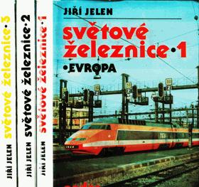 Světové železnice I - III